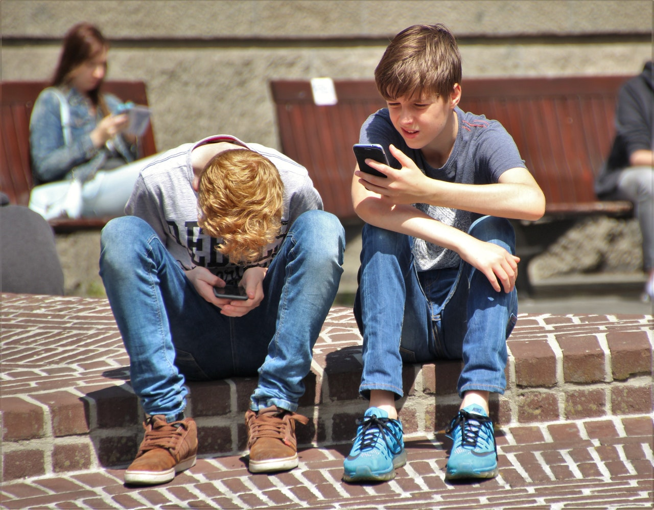 Smartphones and tablets are causing mental health problems in children